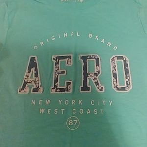 Women's areopastle shirt